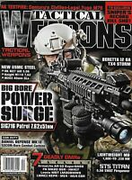 Tactical Weapons Magazine Big Bore Power Surge Beretta 12 Lightweight MG MK 18