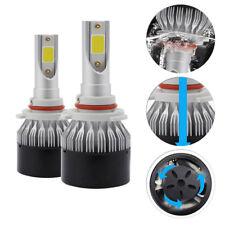 1500W DOB LED 9005 HB3 Headlight Hi/Lo Beam Kit 6000K White Light Lamp Bulb 2pcs
