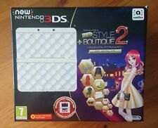 Brand New Nintendo 3DS Console New Style Boutique 2 Special Edition PAL RARE