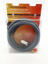 Mr. Heater 12' Natural/Propane Gas Hose Assembly F273720 Outdoor Use Only