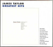 JAMES TAYLOR / GREATEST HITS / 1976 ALBUM ON CD  (Warner)
