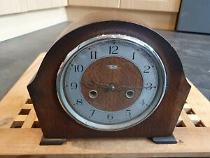 Smiths Enfield Chiming Mantle Clock.