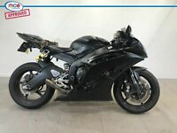 Yamaha YZF-R6 R6 2010 Yellow Spare or Repair Restoration Project Damaged
