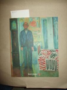 Munch-Museum 2018, Austellungs-Broschüre, Top! , Kunst