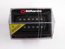 DiMarzio F-spaced Evo 2 Bridge Humbucker Black W/Chrome Poles DP 215