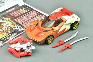 Transformers TFCC Chromedome Complete TFSS