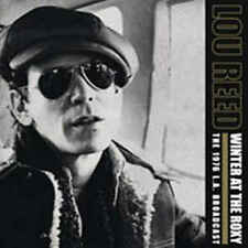 Lou Reed ‎– Winter At The Roxy - The 1976 L.A. Broadcast Vinyl 2LP NEW/SEALED