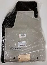 Lexus Genuine RX330 RX350 Carpet Floor Mat Set Light Gray 2004-2009 NEW