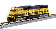 Kato N Scale 176-6408 SD70MAC Alaska Railroad (ARR) #4006 DCC Ready New!