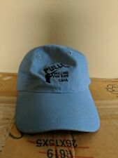 Casa Pulling For Kids Baby Blue Baseball Cap Adjustable Strap