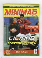 MINIMAG CAMPIONATO 2008-2009 - ROMA N. 199 CICINHO