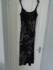 LADIES NWT BLACK DRESS SIZE 14