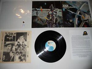 2001 A Space Odyssey Soundtrack Analog '71 3rd VG+ ULTRASONIC Clean