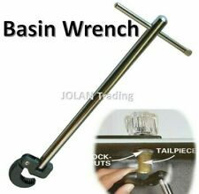 Adjustable Basin Tap Nut Wrench plumbers Spanner Tool Back Nut Union Sink 0308*