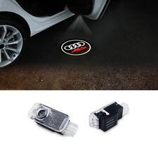 LED Projector Logo Emblem Symbol Sign Badge Under Door Shape Neon Car Light