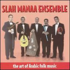 Slah Manaa Ensemble - Slah Manaa Ensemble [New CD]