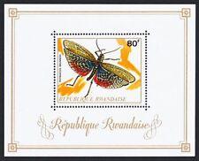 Block Rwandan Stamps