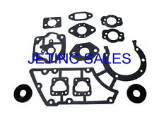 Gasket Set Stihl S10 08s Ts350 Ts360 With Oil Seals