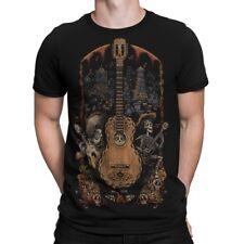 Coco Original Art T-Shirt, Disney Cartoon Tee, Men's Women's All Sizes
