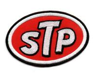 For STP Sport Racing Oil Motor P94 Embroidered Iron on Patch High Quality New
