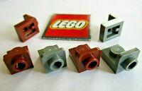 LEGO PLATES 1x1 with1/2 Upwards Bracket (Pack of 8) - Design 36840