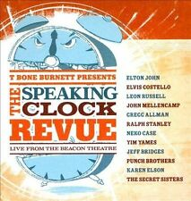 SPEAKING CLOCK REVUE (Elton John/Elvis Costello/Mellencamp/Gregg Allman) CD