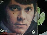 OLIVER: Jean / The Arrangement  Single Vinyl 7¨ Spain 1969