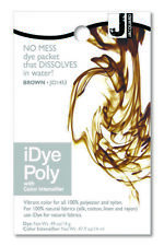 Jacquard iDye Poly Brown - fabric dye for synthetic fibers (polyester, nylon)