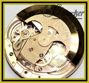 Reparatur Revision Überholung Werk Omega Kaliber 552 / 1  Automatik Movement