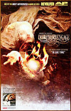 KILLSWITCH ENGAGE Disarm The Descent Ltd Ed RARE Poster +FREE Poster! Incarnate