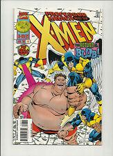 Professor Xavier & The X-Men  #8  NM-