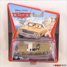 Disney Pixar Cars 2 Mel Dorado Cadillac diecast #27