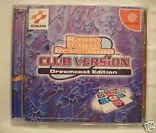 Dance Dance Revolution Club Version (Dreamcast) Nr Mint