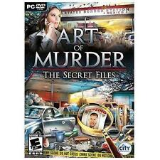 Art of Murder: The Secret Files (PC, 2011)