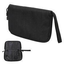 Military Tactical Padded Handgun Bag Pistol Soft Carry Case Pouch Holster Black