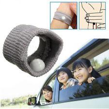 Useful Travel Car Sea Van Plane Wrist Bands Anti Nausea Car Sea Sick Sickness
