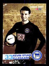 Kevin Stuhr Ellegaard Autogrammkarte Hertha BSC Berlin 2006-07 Original+A 162187