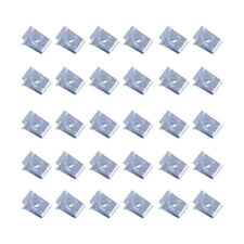 Speed 6mm Hole Fasteners U Nuts Self Tapping Screw 50x Spire Clip Trim Panels pp