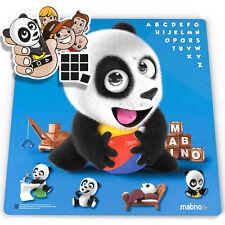 Mabino Puzzlematte, Puzzle Matte für Kinder, absolut giftfrei! + Free AR  App!