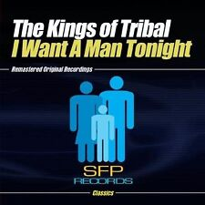 Kings of Tribal - I Want a Man Tonight [New CD] Manufactured On Demand