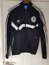 Adidas Alemania Fútbol Top Estilo Retro basada en el diseño de 1990 de tamaño grande BNWT