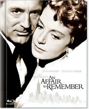 AN AFFAIR TO REMEMBER New Sealed Blu-ray + Book Cary Grant Deborah Kerr
