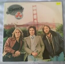 AMERICA HEARTS AUSTRALIAN PRESS 1975  LP