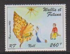 Wallis & Fortuna - 1984, 260f Air. Christmas stamp - MNH - SG 457