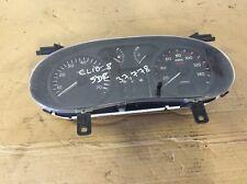 Renault Clio Speedo Speedometer Clocks 1.2 Petrol MK2 01 - 05