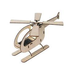 Kit de Juguete helicóptero solar futurista-Diversión Educacional