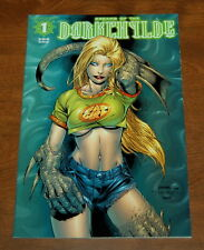 DREAMS OF DARKCHYLDE # 1 BAD GIRLS COVER VF/NM COMIC 1st Print