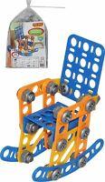 POLESIE55088 Set-Young Ingénieur Rocking Chaise Construction Jouet SET-58 Pièces