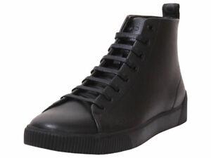 Hugo Boss Men's Zero Sneakers High Top Black