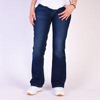 Levi's 515 Bootcut Dunkelblau Damen Jeans 28/30